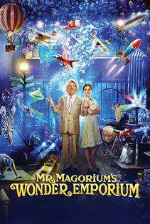 اسباببازی فروشی اسرارآمیز آقای مگوریوم