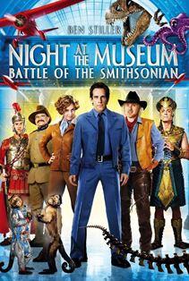 شبی در موزه 2