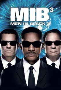 مردان سیاهپوش ۳