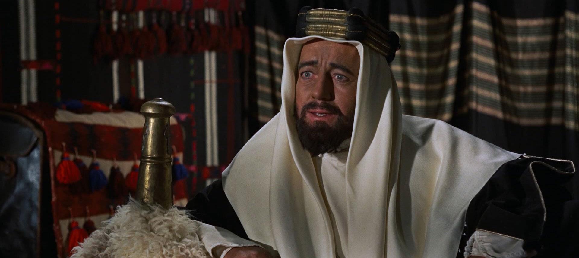 تصویری از فیلم لورنس عربستان ۱۹۶۲