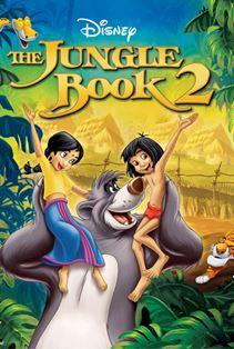 کتاب جنگل 2
