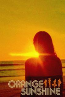 آفتاب نارنجی
