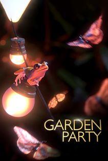 مهمانی در باغ