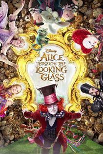 آلیس آنسوی آینه