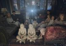 خانه دوشیزه پرگرین برای بچه های عجیب