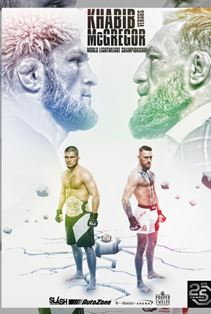 UFC 229: کانر مکگرگور  در مقابل حبیب نورماگومدوف