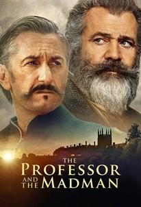 پروفسور و مرد دیوانه