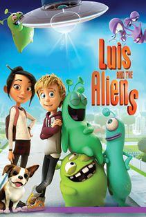 لوییس و دوستان فضایی