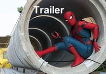 پیشنمایش مرد عنکبوتی: بازگشت به خانه