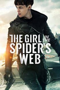 دختری در تار عنکبوت